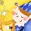 7色のハーモニー 水彩・パステル 2017